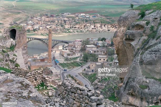 The Tigris River in Hasankeyf in southeastern Turkey 2004