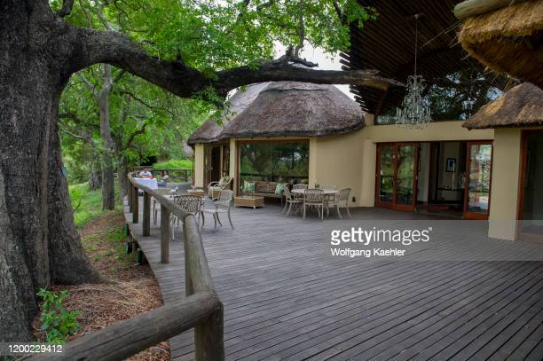 The Tintswalo Safari Lodge is located in the Manyeleti Reserve in the Kruger Private Reserves area in the Northeast of South Africa