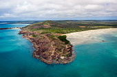 The tip of Cape York from above