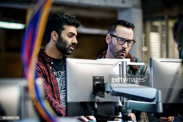 'The Tipping Point' Pictured Jake Matthews as Tariq Bakar and Jeremy Piven as Jeffrey Tanner Cavanaugh investigates the murder of a top Sophe user...