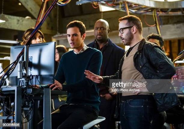 'The Tipping Point' Pictured Natalia Tena as Sara Morton Blake Lee as Josh Novak Richard T Jones as Detective Tommy Cavanaugh and Jeremy Piven as...