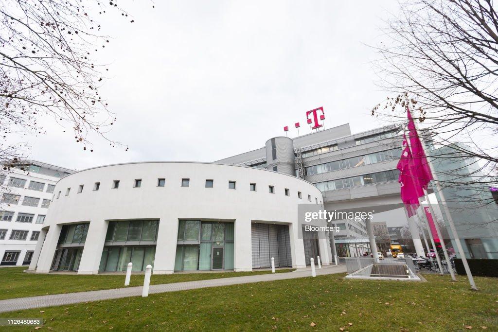 DEU: Deutsche Telekom AG Forecasts Weaker Profit Growth As 5G Looms