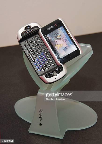 The T-Mobile Sidekick 3