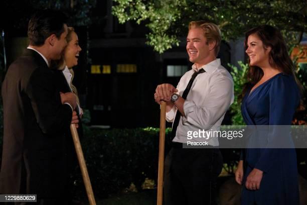 "The Todd Capsule"" Episode 108 -- Pictured: Mario Lopez as A.C. Slater, Elizabeth Berkley as Jessica Spano, Mark-Paul Gosselaar as Zack Morris,..."