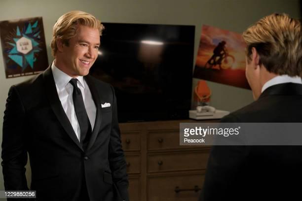 "The Todd Capsule"" Episode 108 -- Pictured: Mark-Paul Gosselaar as Zack Morris --"