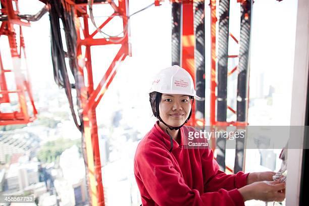 東京タワーメンテナンススペシャリスト