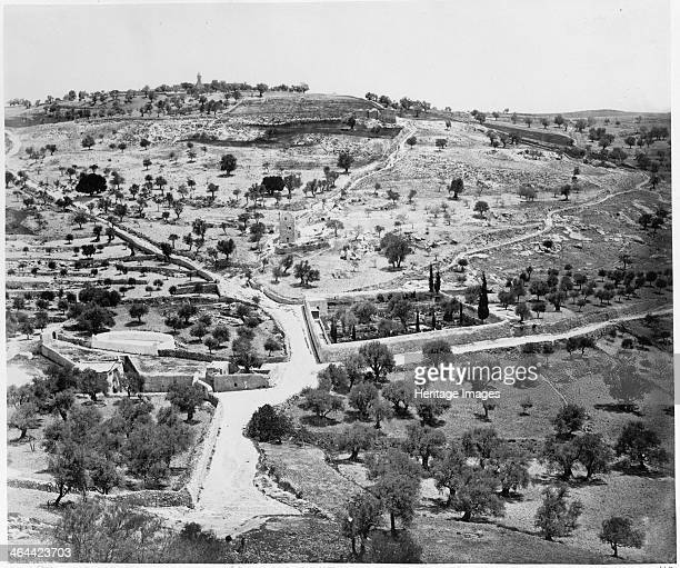 The Tomb of Mary The Mount of Olives Gethsemane