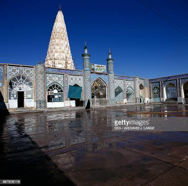 The tomb of the prophet Daniel Susa Iran