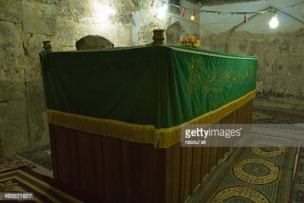 CONTENT] The tomb of the Prophet Ezekiel or as it is called the Prophet a Kifl One of the prophets of Judaism It is located in the city of Hilla...