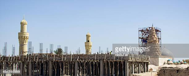 The tomb of the Prophet Ezekiel, or as it is called the Prophet a Kifl, One of the prophets of Judaism , It is located in the city of Hilla, south of...