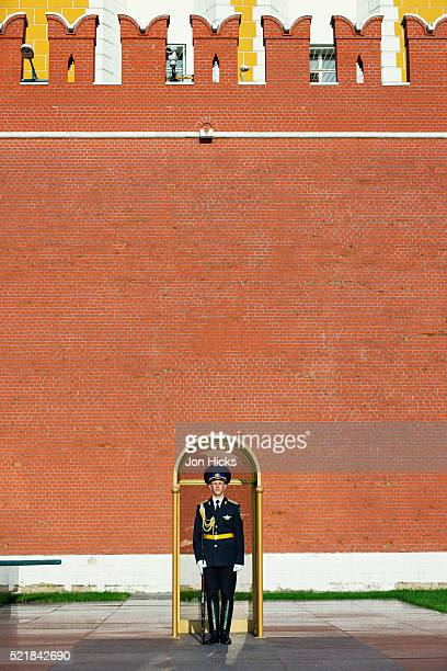 the tomb of the unknown soldier in alexandrovsky garden. - denkmal stock-fotos und bilder