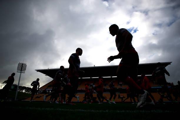 NZL: Mate Ma'a Tonga Captain's Run