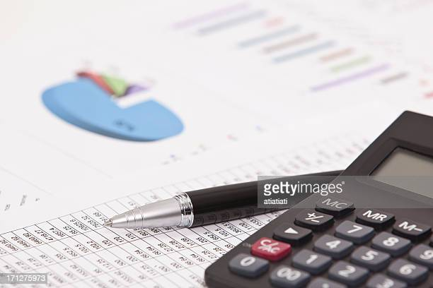 The tools for accounting and financial analysis