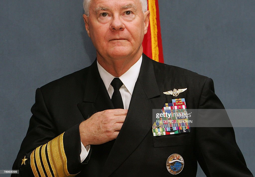 The top commander of the US Pacific Fleet, Admiral Timothy