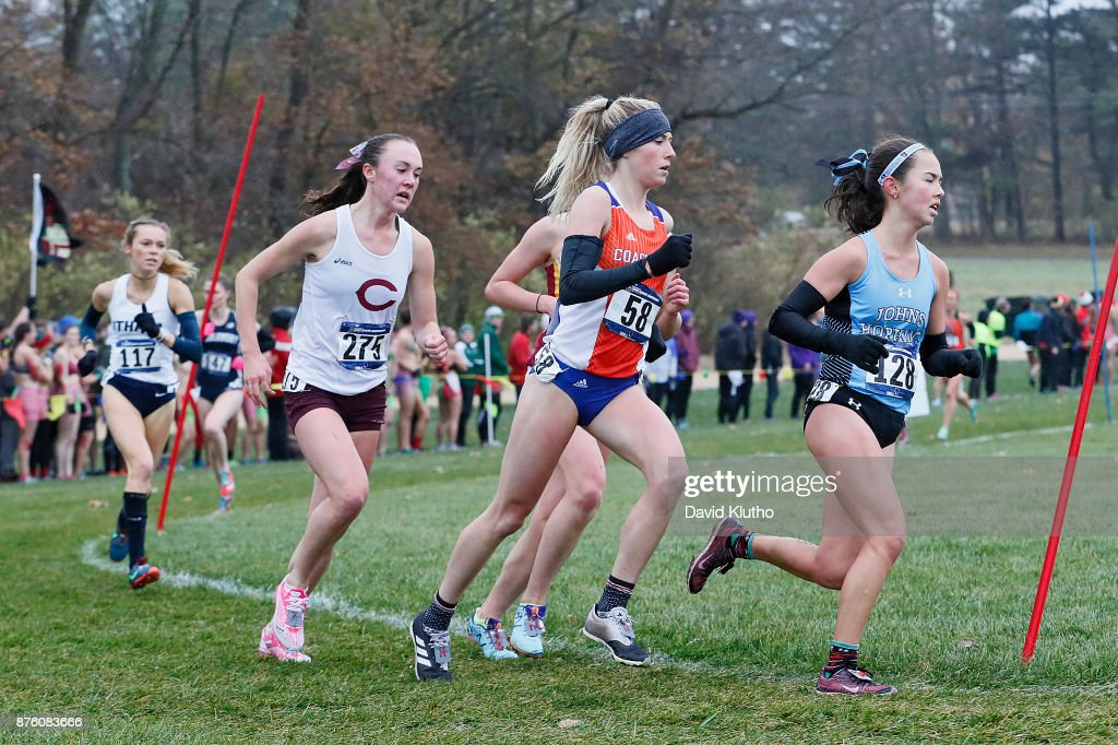 2017 NCAA Division lll Men's & Women's Cross Country Championship : News Photo