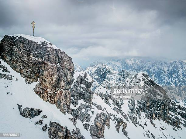 The Top of the Zugspitze