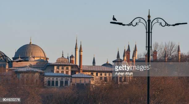 The Topkapi Palace,Istanbul,Turkey