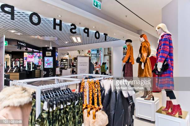 The Topshop Topman store opening on November 22, 2018 in Cologne, Germany.