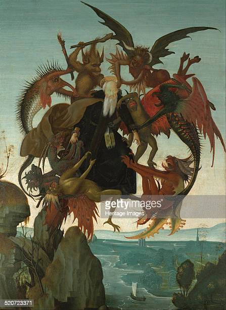 The Torment of Saint Anthony Found in the collection of Kimbell Art Museum