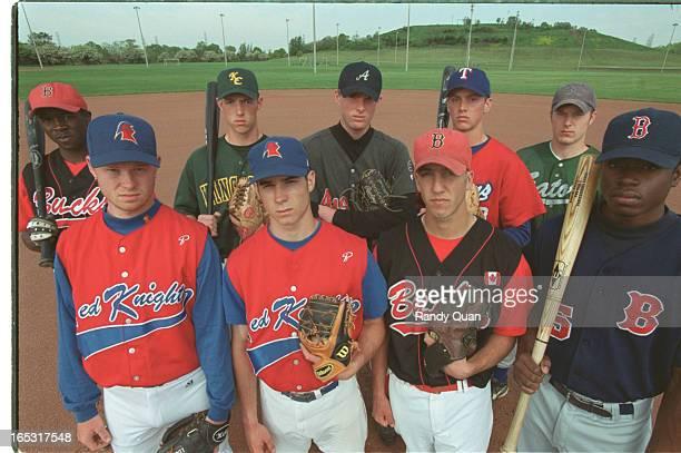 The Toronto Star's Annual High School baseball allStar team Will ID Later