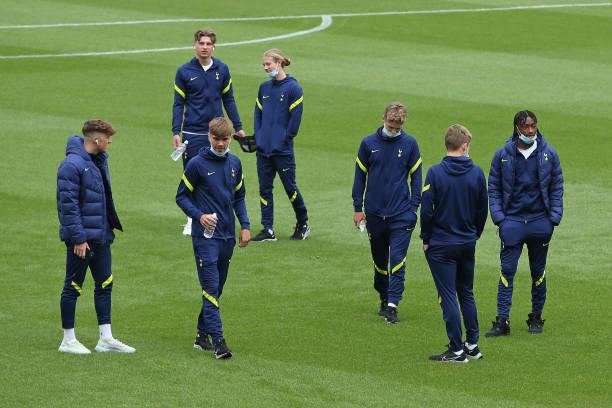 GBR: Crawley Town v Tottenham Hotspur U23: Pre-Season Friendly