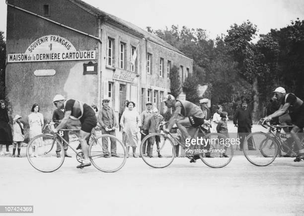 The Tour De France At Sedan At France In Europe On 1927