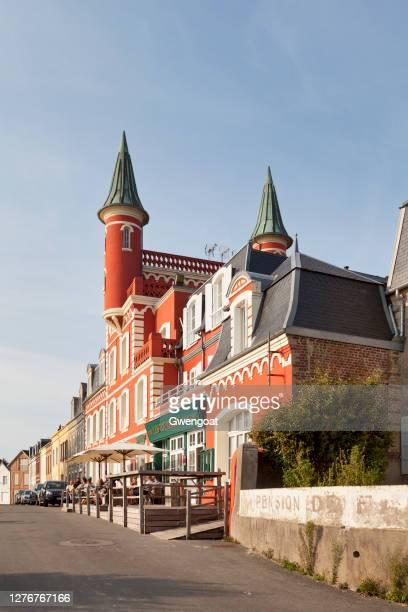 ザ トゥレルズ ホテル イン ル クロトイ - オードフランス地域圏 ストックフォトと画像