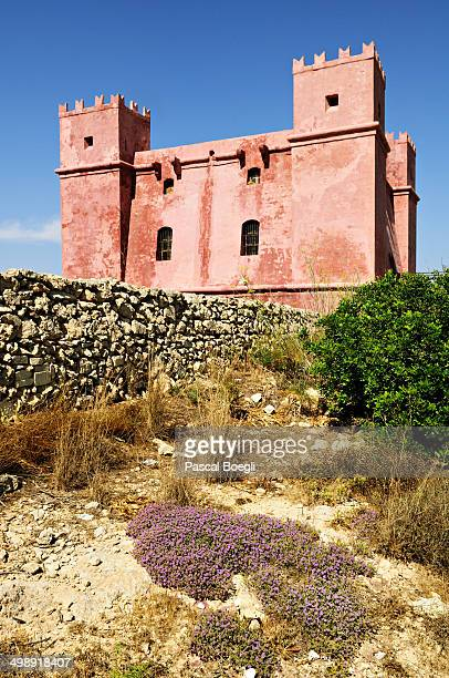 The Tower is situated in a commanding position on the crest of Marfa Ridge at the north west of Malta, overlooking the natural harbour of Mellieha...