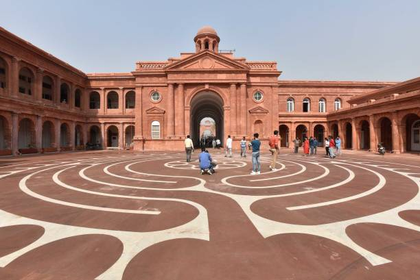 The Town Hall in Amritsar that houses the Partition Museum on October 25 2016 in Amritsar India A newly opened Partition Museum in Amritsar revisits..