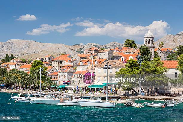 The town of Cavtat in Dubrovnik, Croatia