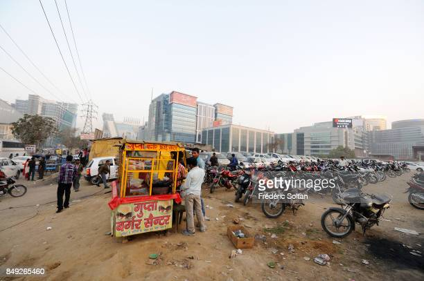 The town of Gurgaon Gurgaon is the industrial and financial center of Haryana Over the past 25 years the city has undergone rapid development and...