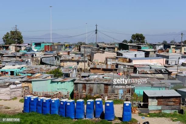 The township of Khayelitsha in Cape Town Khayelitsha is the largest and fastest growing township in Western Cape located on the Cape Flats in the...