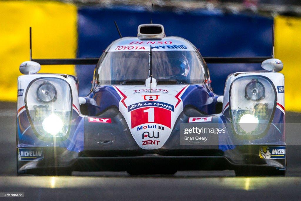 Le Mans 24h Race - Practice : News Photo