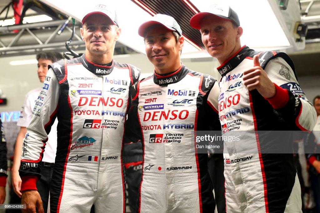 Le Mans 24h Race - Qualifying : ニュース写真