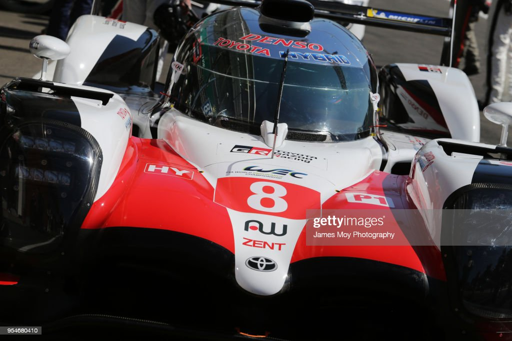 WEC 6 Hours Of Spa-Francorchamps : News Photo
