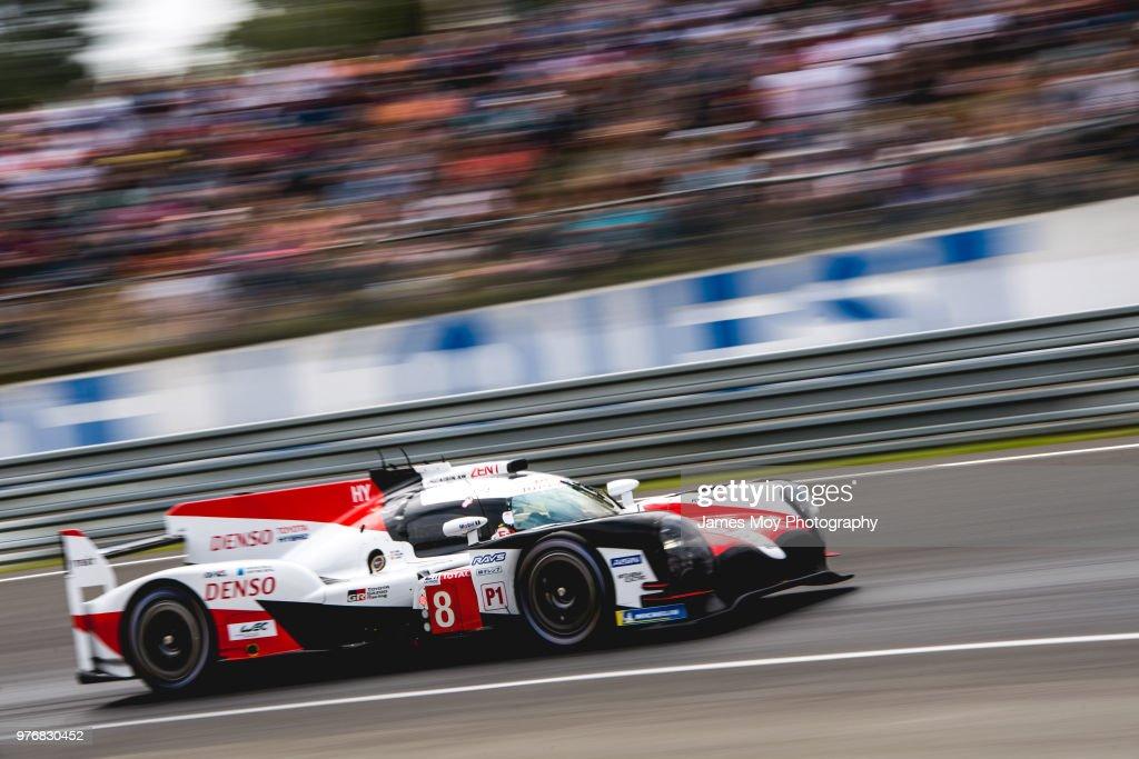 Le Mans 24 Hour Race : Nachrichtenfoto