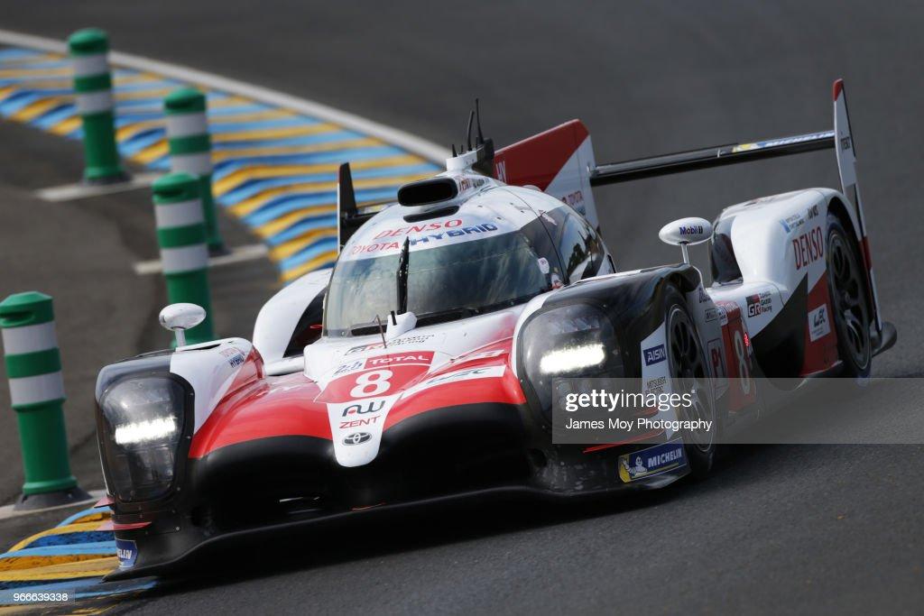 Le Mans 24 Hour Race Testing : ニュース写真