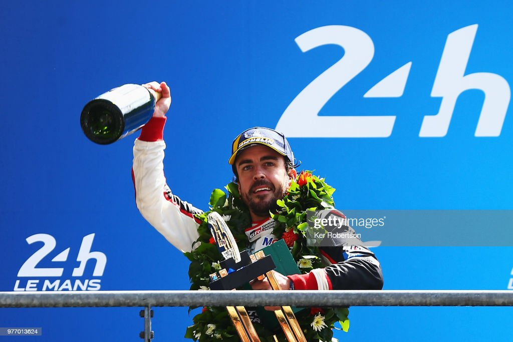 Le Mans 24 Hour Race - Race : News Photo