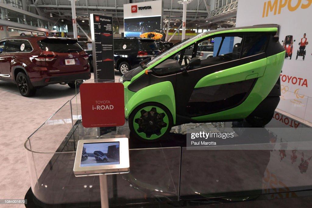 New England Auto Show Press Preview News Photo