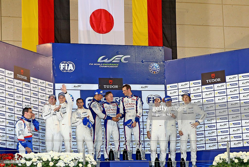 FIA World Endurance Championship 6 Hours of Bahrain : News Photo