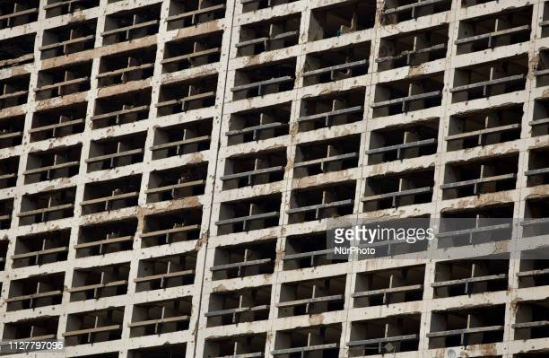 The traces of the Lebanese civil war are never far from the surface in Beirut. The bullet riddled front of the Holiday Inn, the scene of heavy...
