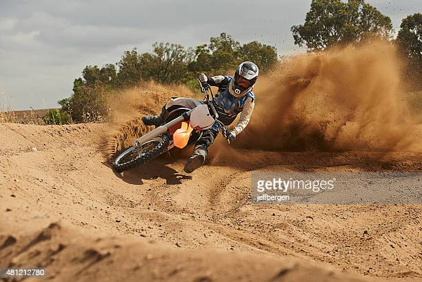 the track is where he thrives - scrambling stock photos and pictures