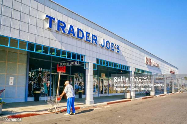 The Trader Joe's store in Huntington Beach on Wednesday December 3 1986