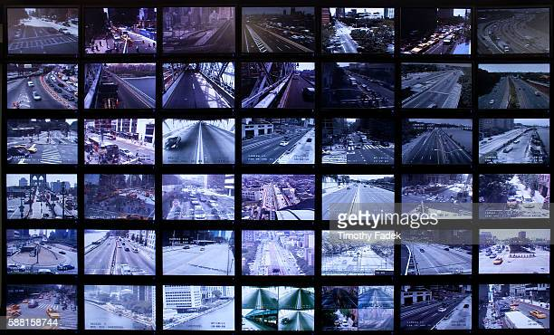 The Traffic Management Center for New York, located in Queens, is a big-brother operation to monitor and control traffic. The center uses cameras,...
