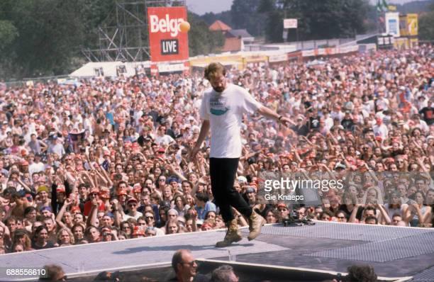 The Tragically Hip Torhout/Werchter Festival Werchter Belgium