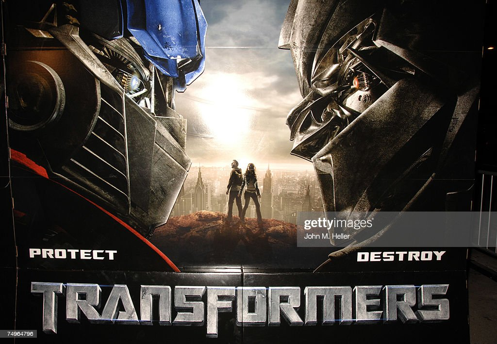 'Transformers' Red Carpet Release Party : ニュース写真