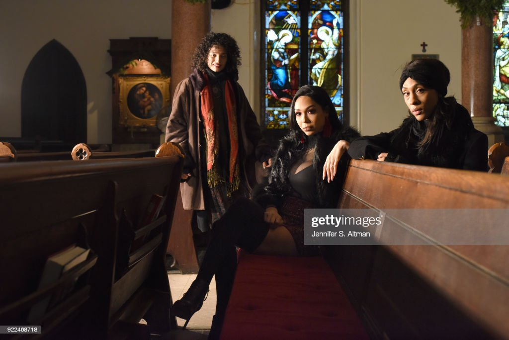 Cast of Saturday Church, Los Angeles Times, January 10, 2018 : News Photo