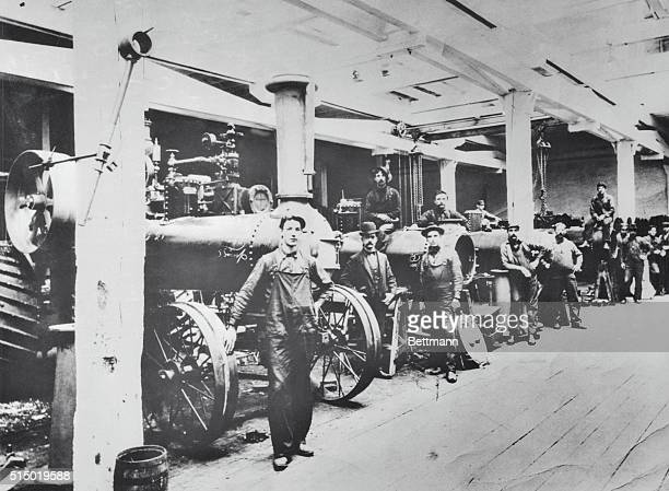 The transition from steam farm tractors to gasoline tractors appeared to be a slow process in the US history of agriculture Thought the first...