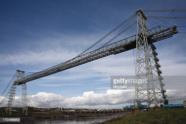 The Transporter Bridge Newport Monmouthshire South Wales United Kingdom