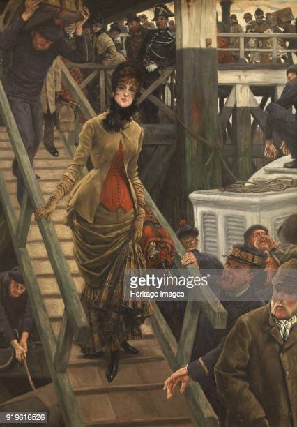 The traveler 18831885 Found in the Collection of Musées royaux des BeauxArts de Belgique Brussels